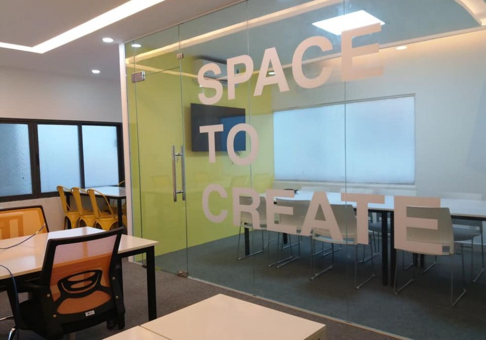Space To Create